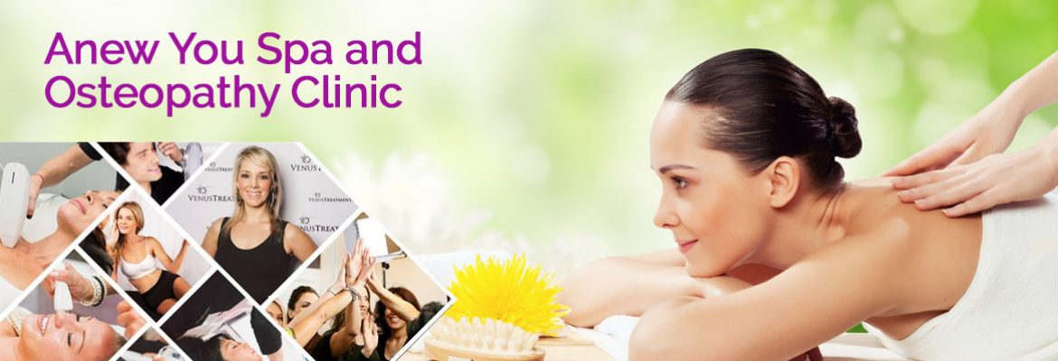 Anew You Spa and  Osteopathy Clinic