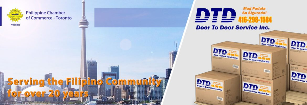 DTD Door to Door Services