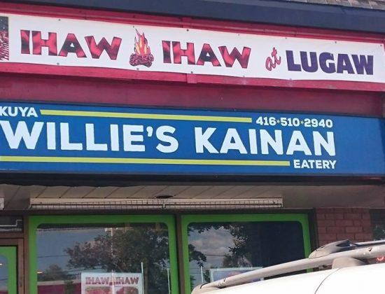 Kuya Willie's Kainan