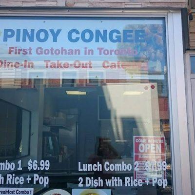 Pinoy Congee