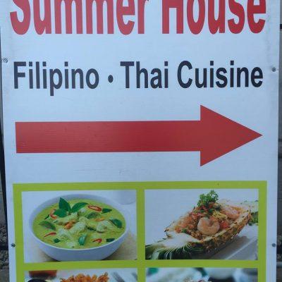 Summer House – Filipino Thai Cuisine